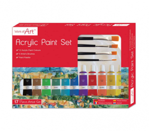 Art Acrylic Paint Set