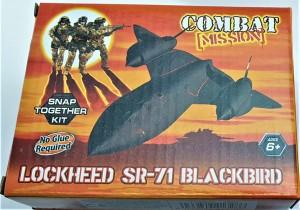 Military aircraft models BlackBird