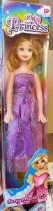 Party Princess Purple Dress