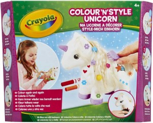 Crayola Colour and Style Unicorn